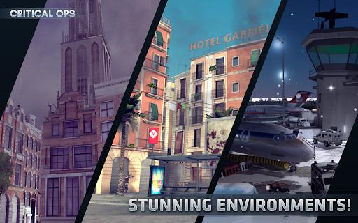 Critical Ops: Multiplayer FPS screenshot 20