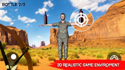 Archery Bottle Shooting 3D Game 2020 screenshot 2