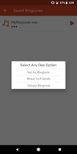 My Name Ringtone Maker 6 تصوير الشاشة
