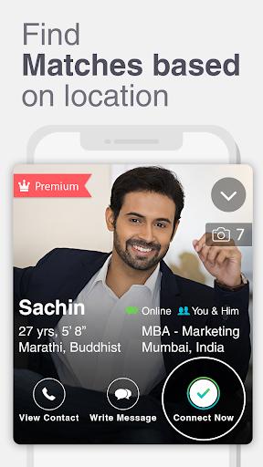 MarathiShaadi- Matrimony App for Marathi community screenshot 6
