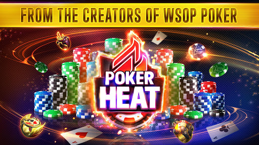 Poker Heat™ - Free Texas Holdem Poker Games screenshot 1