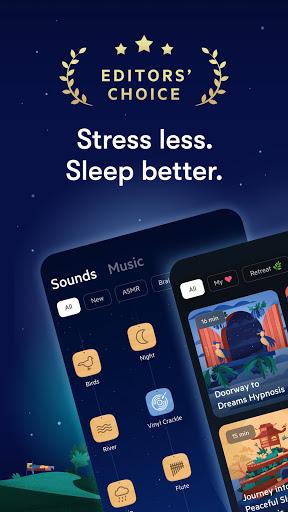 Relax Melodies: Sleep Sounds, Meditation & Stories screenshot 1
