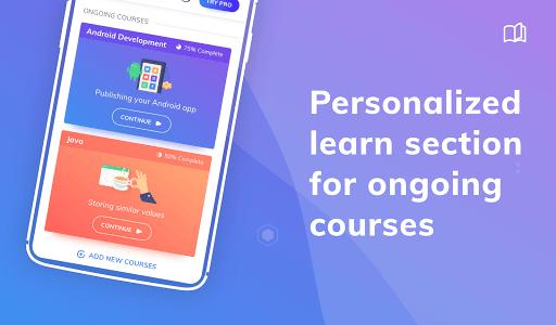 Programming Hub: Learn to code screenshot 7