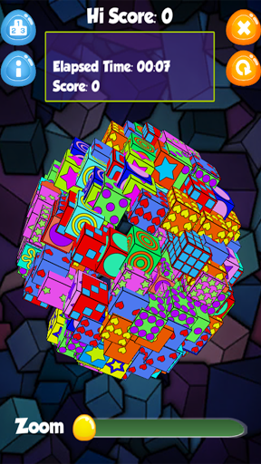 Cubeology 2 تصوير الشاشة