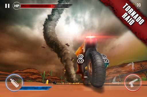 Death Moto 3 : Fighting Bike Rider 4 تصوير الشاشة