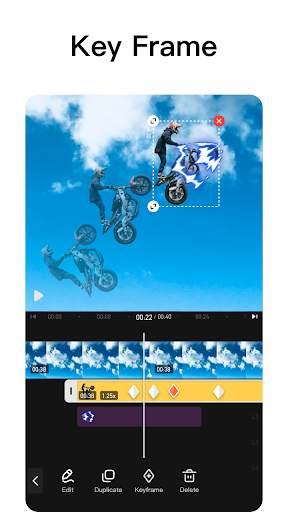 Video Editor & Video Maker - VivaVideo screenshot 6