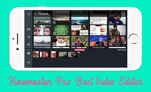 Guide for KINE MASTER Pro Video Editing Tips 3 تصوير الشاشة