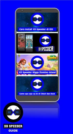 X8 SPEEDER HIGH DOMINO FREE GUIDE screenshot 4