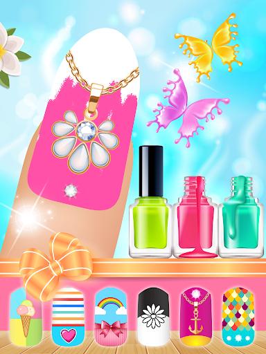Princess Coloring Book Glitter & Girls Dress Up screenshot 6