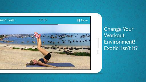 Women Workout: Home Gym & Cardio screenshot 10