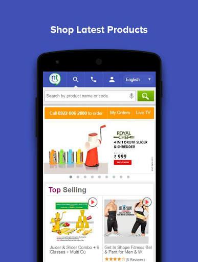 Naaptol: Shop Right Shop More screenshot 1