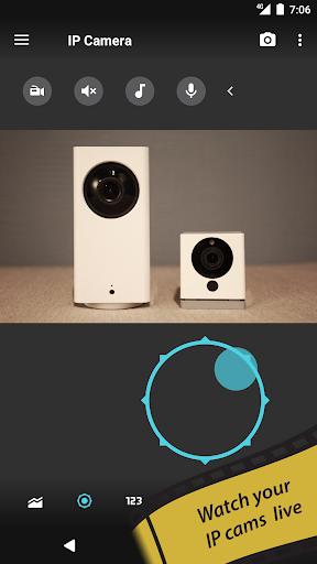tinyCam Monitor FREE - IP camera viewer screenshot 1