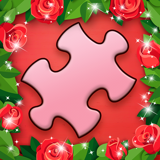 Jigsaw Puzzle: Create Pictures with Wood Pieces أيقونة