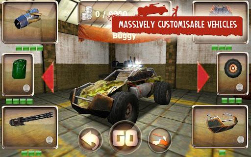 Zombie Derby 15 تصوير الشاشة