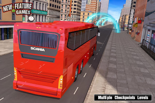 Super Bus Arena: Modern Bus Coach Simulator 2020 screenshot 14