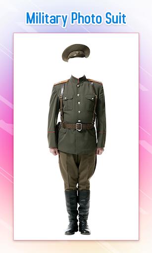 Military Photo Suit 5 تصوير الشاشة