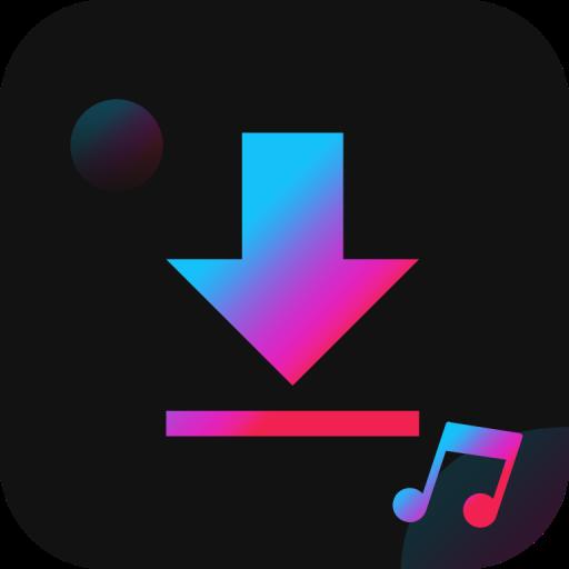 Free Music Downloader -Mp3 download music иконка