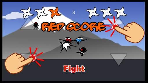 Jumping Ninja Party 2 Player Games screenshot 3