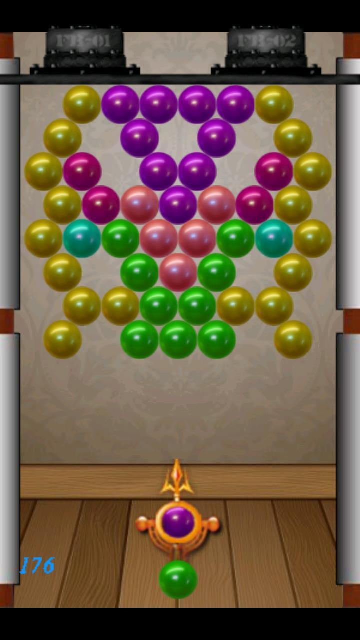 Classic Bubble Blaze 3 تصوير الشاشة