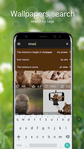 Cat Wallpapers & Cute Kittens screenshot 2