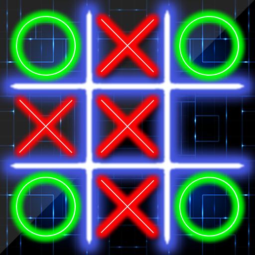 لعبة اكس او - Tic Tac Toe Online - Big XO أيقونة