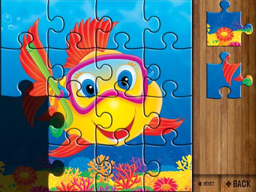 Kids' Puzzles 3 تصوير الشاشة