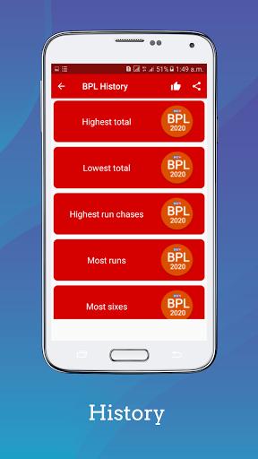 বিপিএল ২০২০-২১ সময়সূচী ও দল - BPL 2020 Schedule screenshot 4