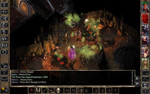 Baldur's Gate II screenshot 12