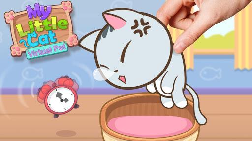 🐈🛁My Little Cat - Virtual Pet screenshot 2