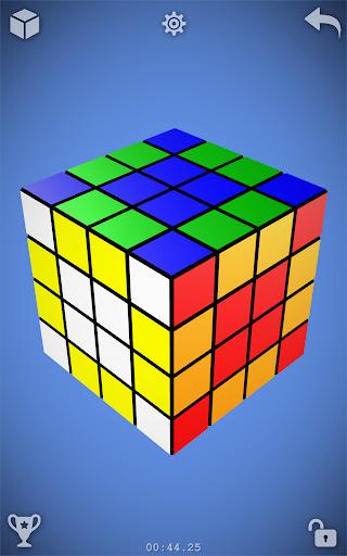 Magic Cube Puzzle 3D 17 تصوير الشاشة