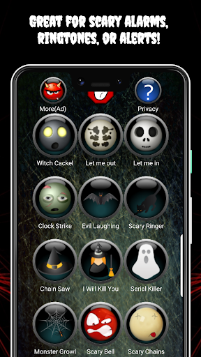 Scary Ringtones screenshot 3