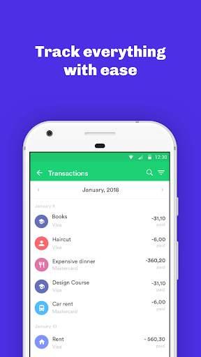 Organizze: Finance tracker, budget planner screenshot 6