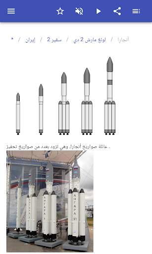 الصواريخ وسائل الإعلام ، 5 تصوير الشاشة