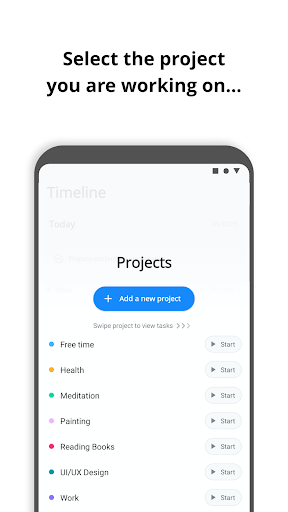 Boosted - Productivity & Time Tracker screenshot 3