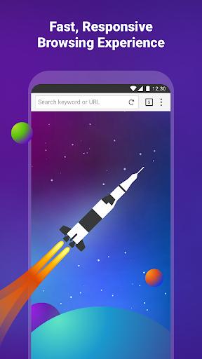 Puffin Web Browser screenshot 1