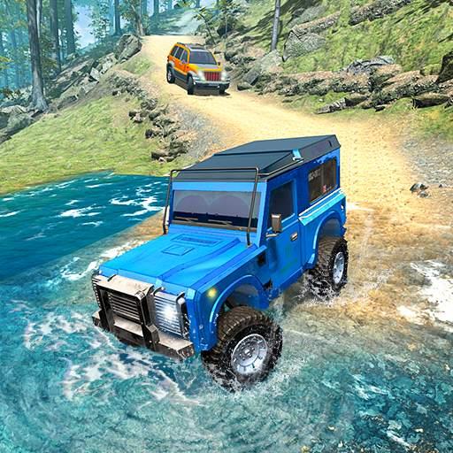 Off road Mountain Car Driving Simulator