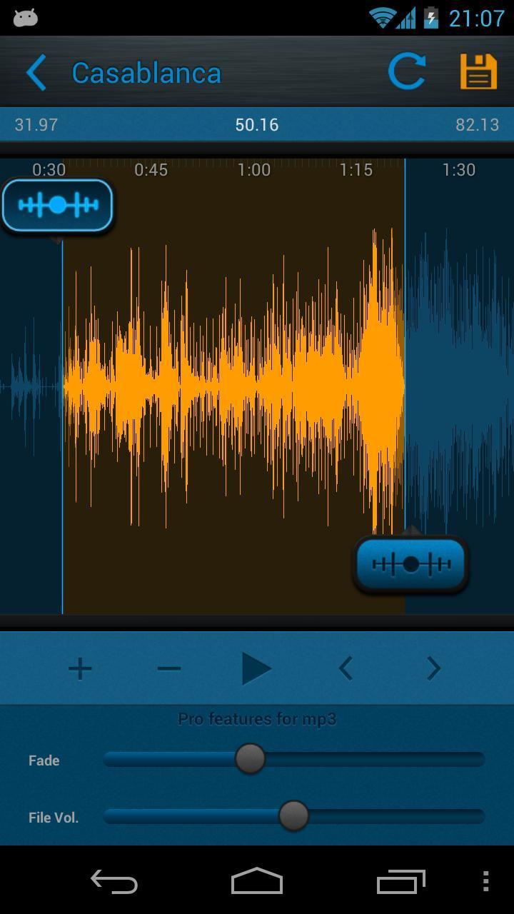Ringtone Maker Pro screenshot 3