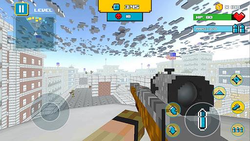 American Block Sniper Survival screenshot 11