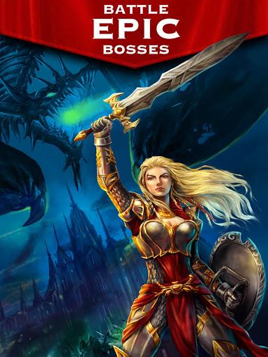 Kingdoms at War: Hardcore PVP 10 تصوير الشاشة