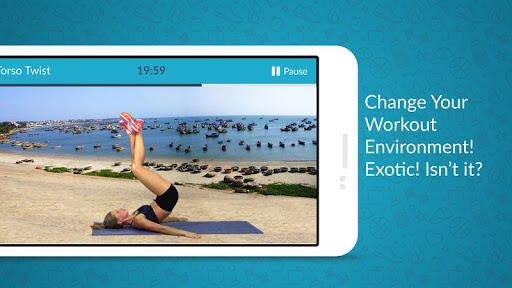 Women Workout: Home Gym & Cardio screenshot 5