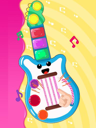 Baby Radio Toy. Kids Game 6 تصوير الشاشة