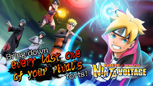 NARUTO X BORUTO NINJA VOLTAGE 1 تصوير الشاشة