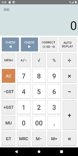 CITIZEN Calculator screenshot 2
