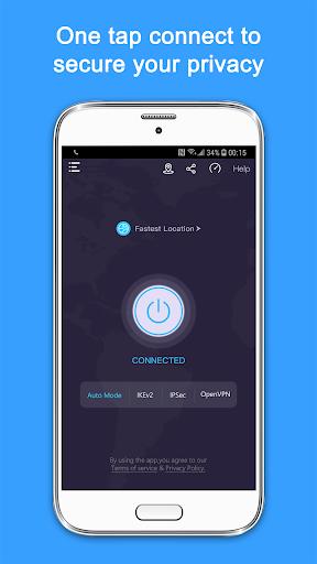 VPN Super - Free VPN Proxy Server & Secure App screenshot 1