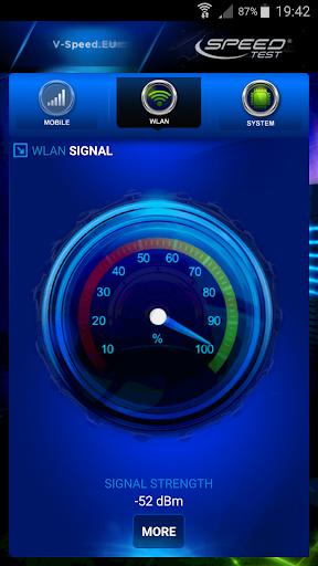 Internet Speed Test 7 تصوير الشاشة