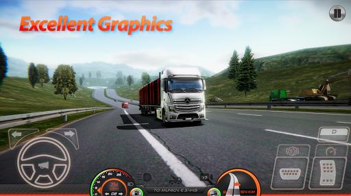 Truckers of Europe 2 (Simulator) screenshot 1