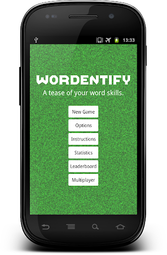 Wordentify - Free Word Jumble. screenshot 1