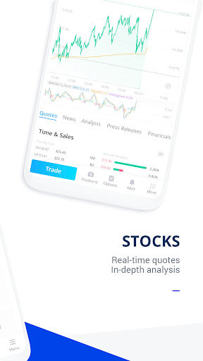 Webull: Investing & Trading. All Commission Free screenshot 3