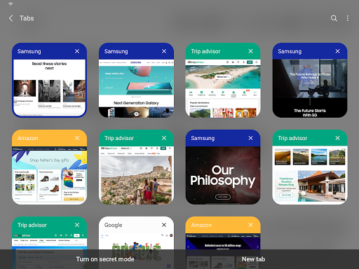 Samsung Internet Browser screenshot 13