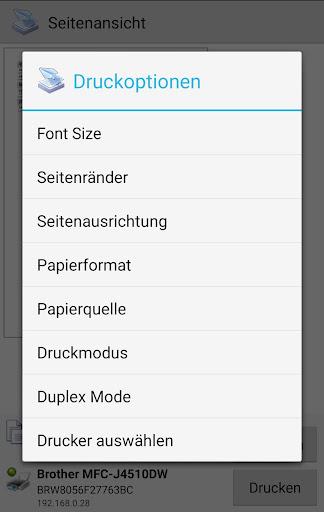 PrinterShare Mobiles Drucken screenshot 4